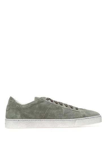 Santoni Spor Ayakkabı Yeşil